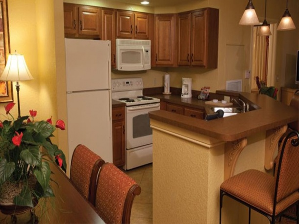 Resort em Orlando combina o conforto de uma casa com serviços completos