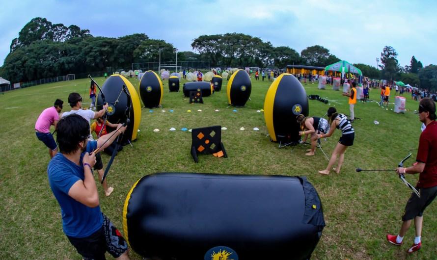 Família no Parque traz atrações inéditas para a garotada em São Paulo