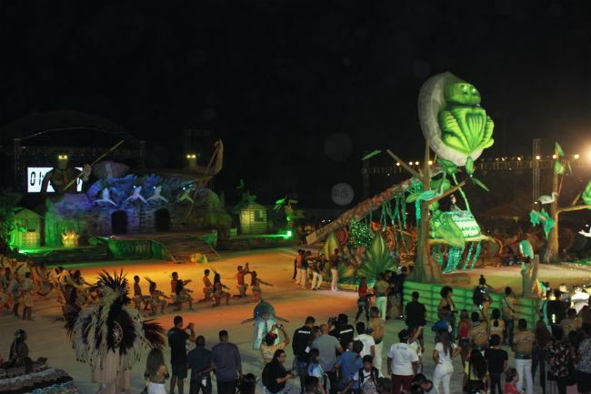 Festival do Boto - Apresentação