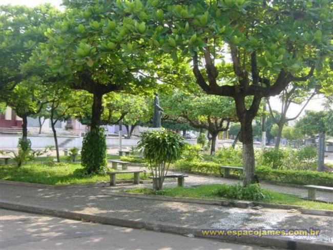 Praça Rodrigues Santos - Foto Espaço James