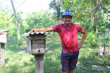 Produção de mel na Comunidade de Anã - Web