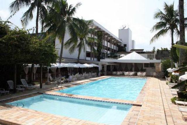 Ubatuba Palace Hotel - Piscina