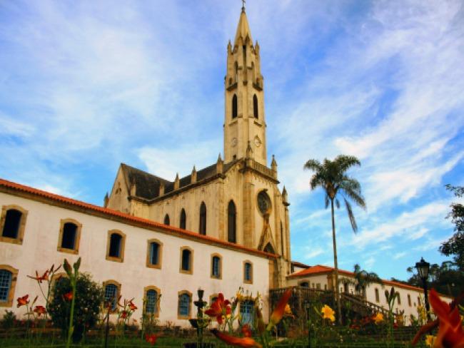 Santuário do Caraça celebra o Jubileu de Nossa Senhora Mãe dos Homens