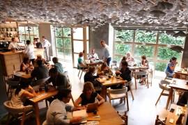 Restaurante em Valencia, Espanha