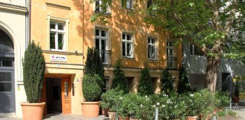 Hotel em Berlim, Prenzlauer Berg