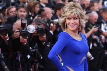Palavras Inspiradoras de Jane Fonda