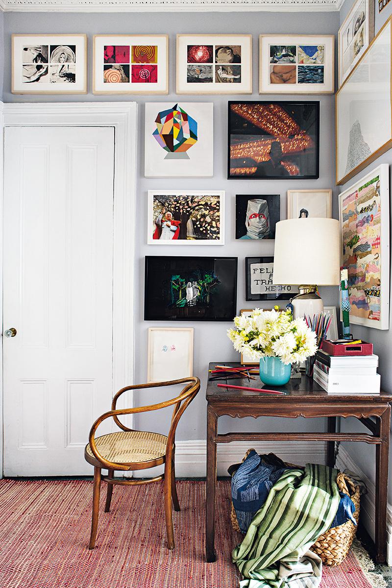 Apartamento pequeno e cheio de charme