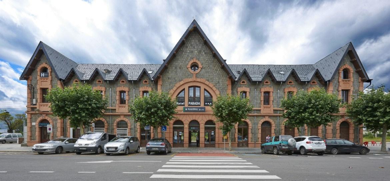 Uma estação de trem onde vale à pena passar a noite - Hotel Parada Puigcerdá