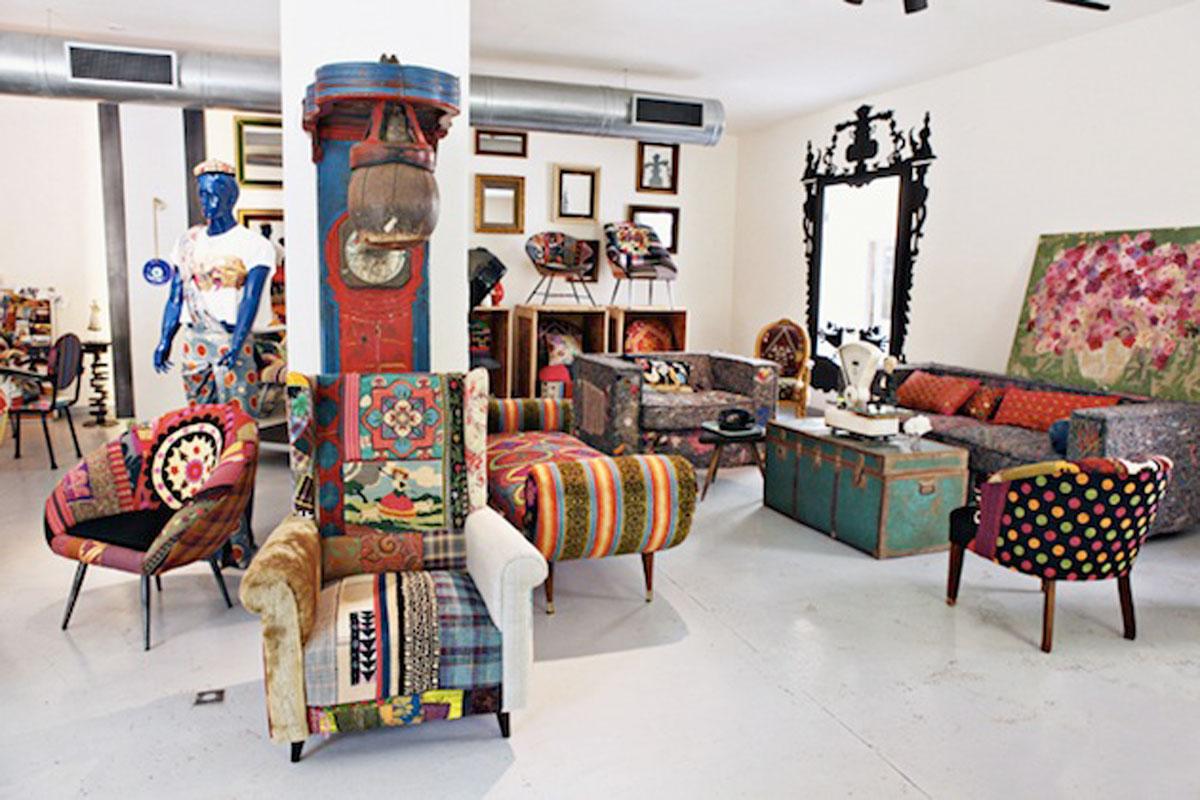 Atelier Bokja, design libanês