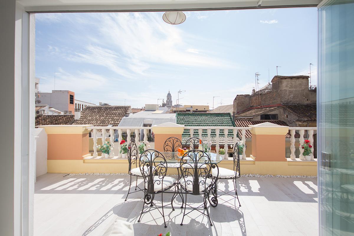 Férias, Málaga e um apartamento incrível pelo AirbnB