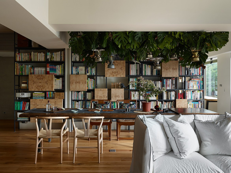 Um apartamento incrível em Taiwan - Fabiola Paulsen