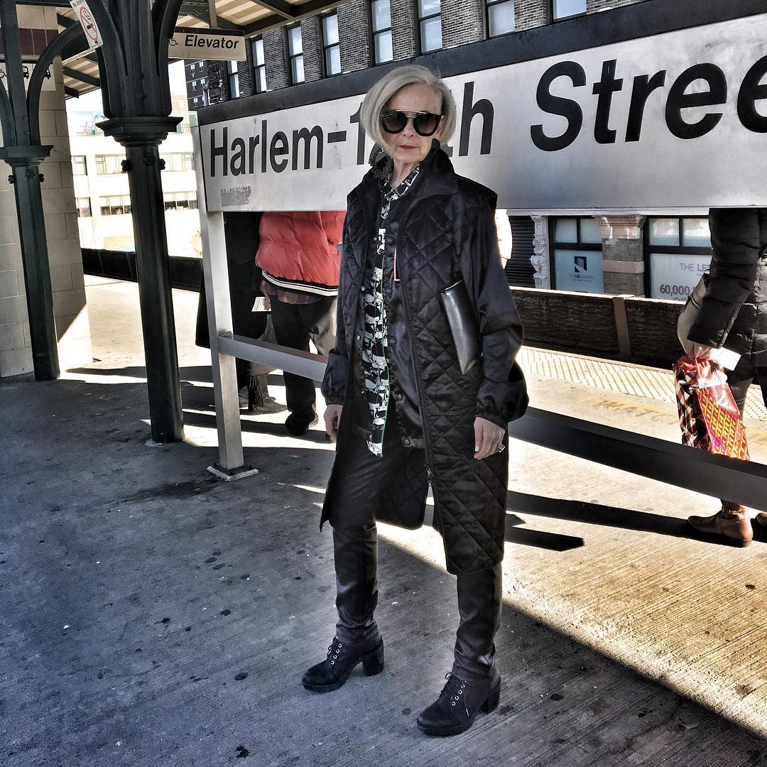 Blog de moda para mulheres acima dos 50