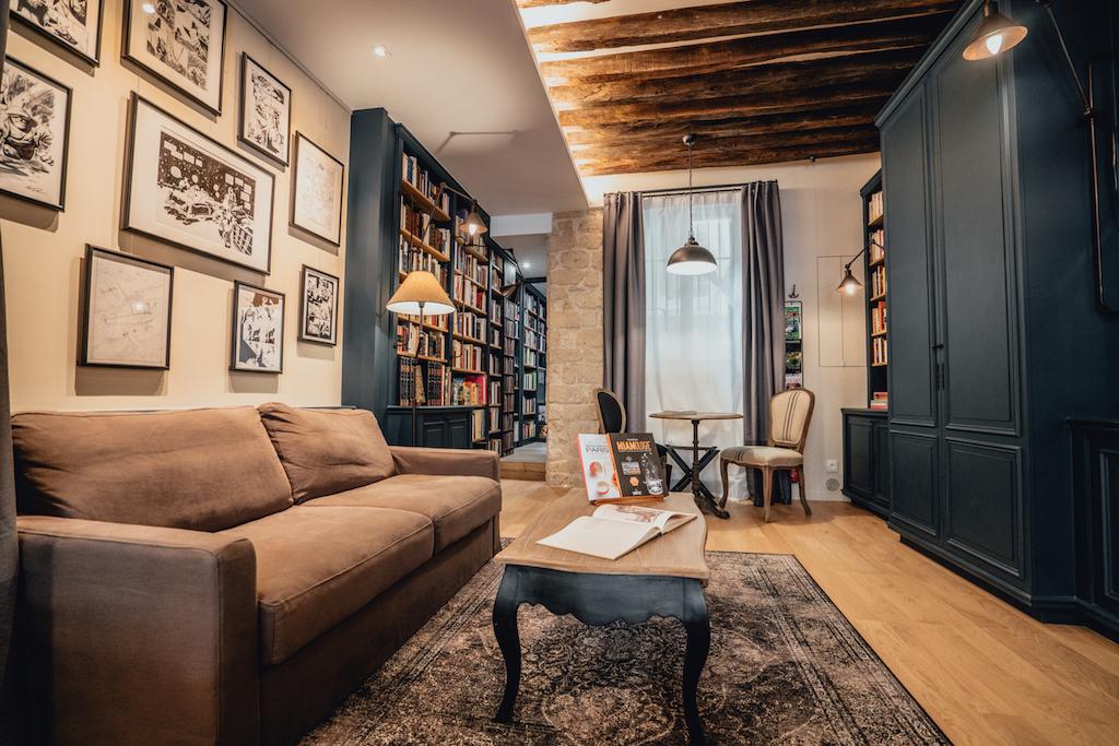 Suite La Librarie - Hotel em Paris