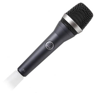 akg d5 microfone supercardioide