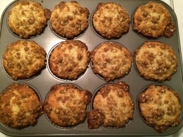 4) Baked Muffins