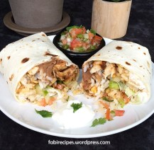 https://fabirecipes.wordpress.com/2016/08/02/easy-chicken-burrito-with-refried-beans/