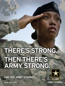 US Army advertisement
