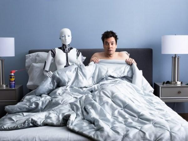 Robot bedmate