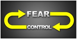 Fear makes us easy to rule