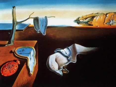 """""""The Persistence of memory"""" by Salvador Dali (1931)"""