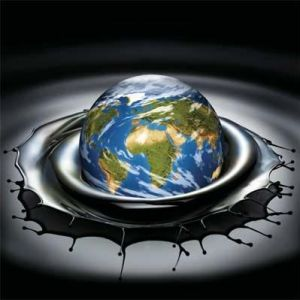 A world awash in oil
