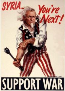 Syria: you're next
