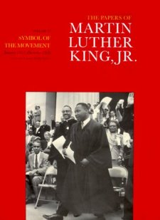 Martin Luther King's papers, volume IV