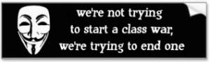 Ending the Class War