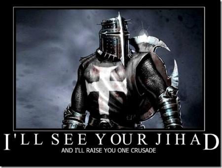 Crusade vs Jihad