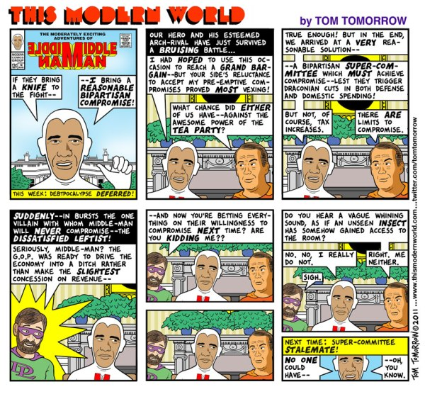 Tom Tomorrow, 10 August 2011