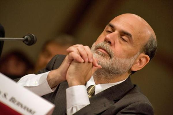 Bernanke's Prayer