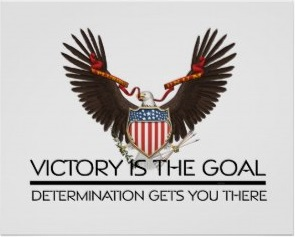Victory Is The Goal