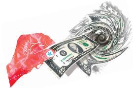 Money whirlpool