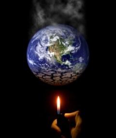 Earth Burning