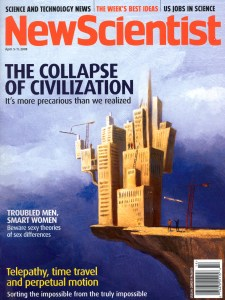 New Scientist: collapse