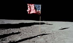 Apollo-11: flag