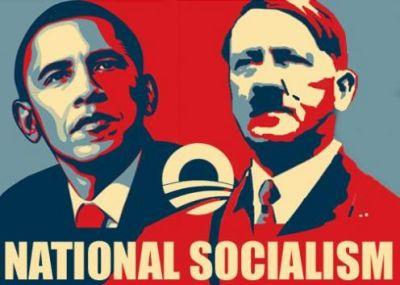 Obama is Hitler