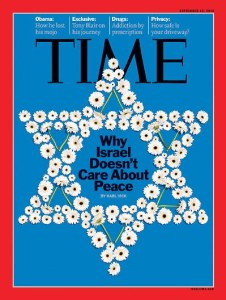Time: Why Israel Does Not Care About Peace