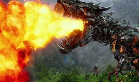 Dinobot in Transformers: Age of Extinction
