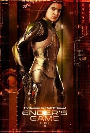 Enders Game: Hailee Steinfeld