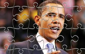 Obama puzzle