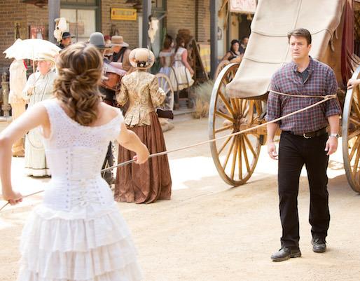 Beckett ropes Castle in S07E07