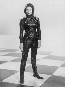 Diana Riggs as Mrs. Peel