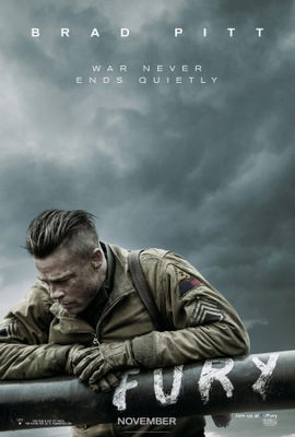 Fury: poster