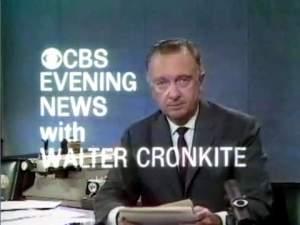 CBS News: Walter Cronkite (1968)