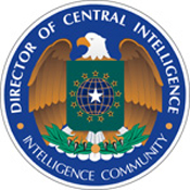 Logo of the CIA Director