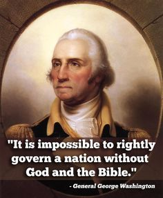 Fake George Washington Quote about God and the Bible