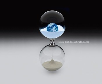 "Cover of ""Turning the Tide On Climate Change"" by Robert Kandel"