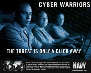 Navy CyberWarriors