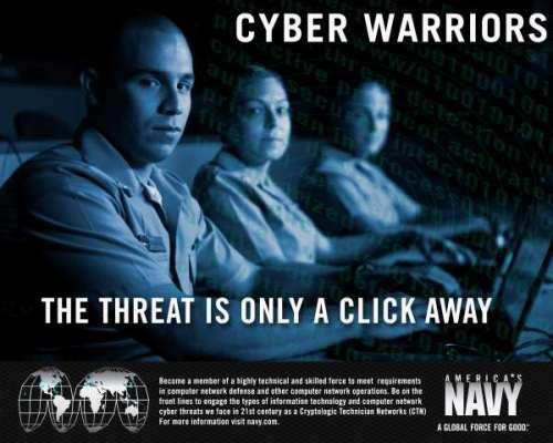 Navy CyberWarriors